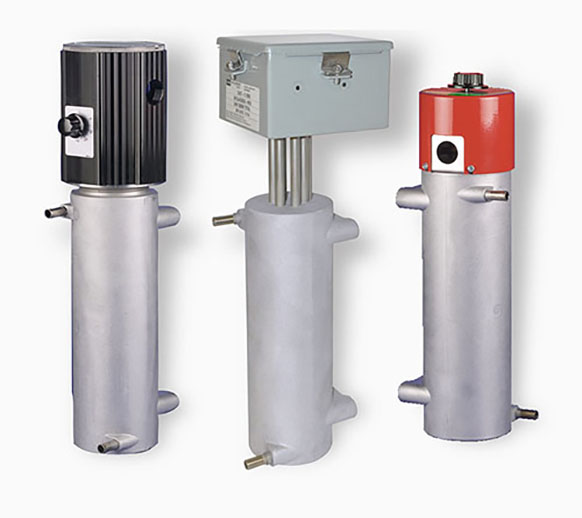 Many customers are very satisfied with CAST-X 2000 inline heaters because they are sold with warranties and satisfaction guarantees worldwide.