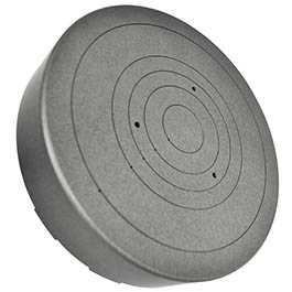 200 Mm Semiconductor Silicon Wafer Platen Heater Cast Aluminum Solutions