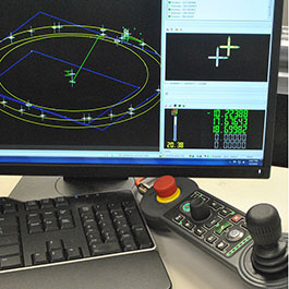 CMM Testing Manufactured Products At Cast Aluminum Solutions 2