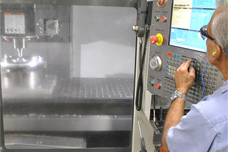 CNC Machining Of Aluminum Manufactured Products At Cast Aluminum Solutions