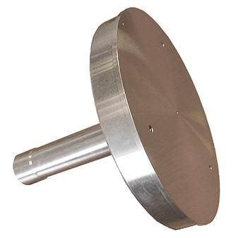 Cast In Pedestal Heater Manufactured By Cast Aluminum Solutions