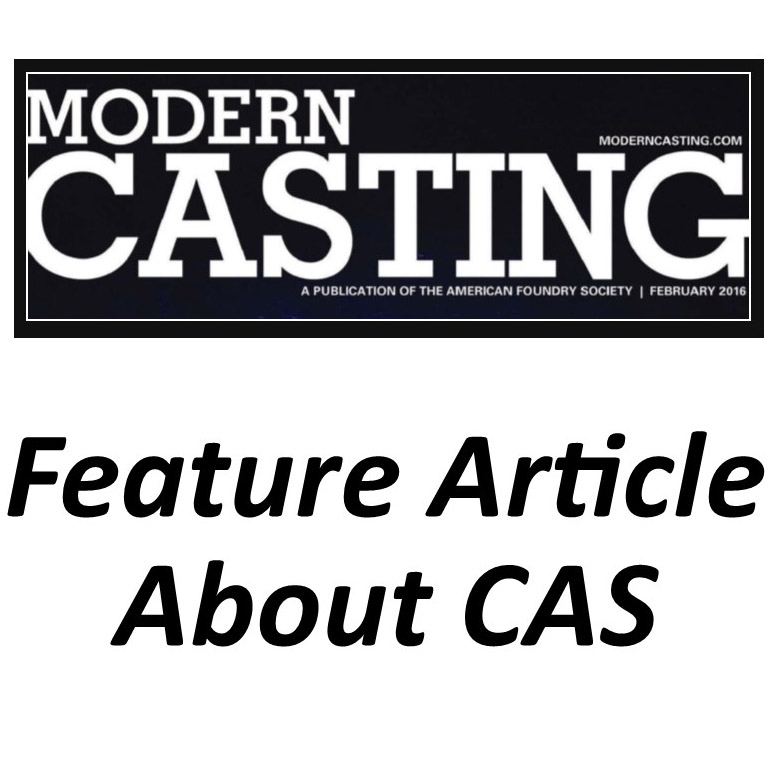 Cast Aluminum Solutions Article In Casting Magazine On Aluminum Heaters2