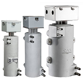 Cast Aluminum Solutions Heaters For Pasteurizing