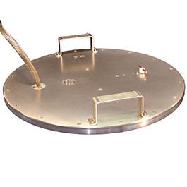 Cast Aluminum Solutions Makes Wafer Heaters And Pedestal Heaters