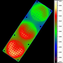 FEA Thermal Modeling For Foodservice Equipment Cast Aluminum Solutions