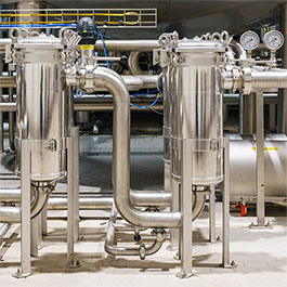 85947610 - plant for the production of beverage. fresh beverage production and mixing line.