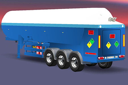 Gas Vaporizatioon Heater For Mobile Trailer From Cast Aluminum Solutions