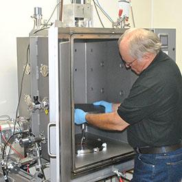 Performance Testing In Vacuum At Cast Aluminum Solutions