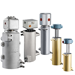 Regeneration Heaters For Nitrogen Made By Cast Aluminum Solutions