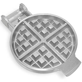 Waffle Making Heater Pattern From Cast Aluminum Solutions